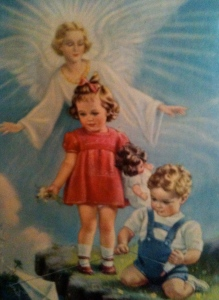Guardian Angel from Childhood