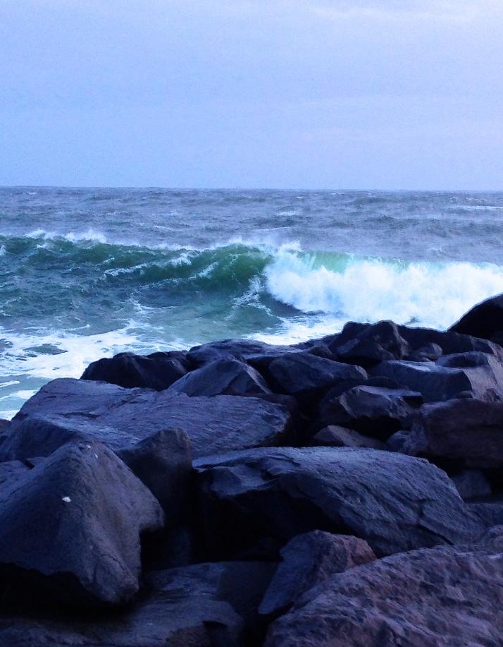 Jetty at Ocean Shores